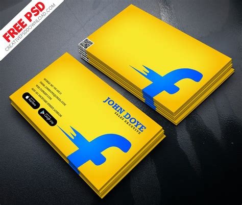 card free card free 28 images business card free mockup