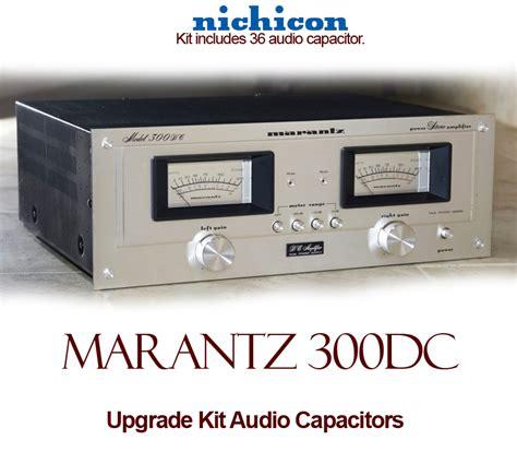 marantz 300dc upgrade kit audio capacitors