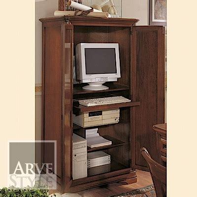 armadio porta pc armadio porta computer melania