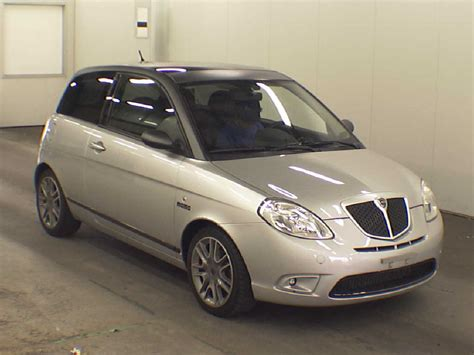 Lancia Epsilon 2009 Lancia Epsilon Japanese Used Cars Auction