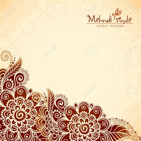 henna design background mehndi clipart background pencil and in color mehndi