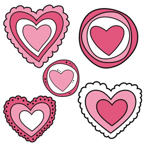 doodle hearts doodle png images