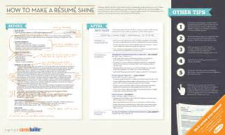 resume tips to help you land that infographic