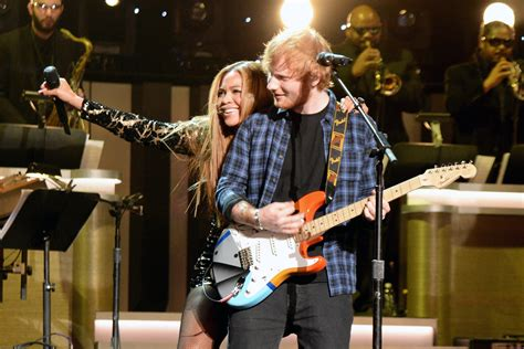 ed sheeran beyonce beyonce and ed sheeran released quot perfect quot together