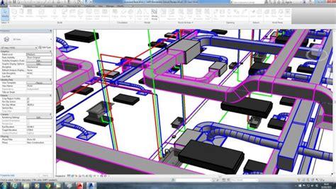 revit mep 2012 tutorial viewing models in 3d youtube revit mep on screen