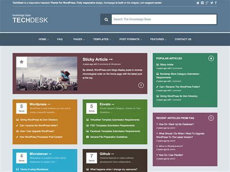 10 Best Knowledge Base Wiki Wordpress Themes 2018 Self Build Website Templates