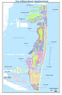 Maps Miami by Miami Beach Map Tourism Fiji