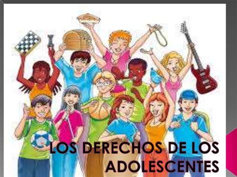 imagenes derechos de los niños y adolescentes los derechos de los adolescentes