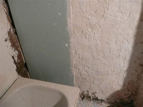 Comment Poser Du Platre Sur Un Mur by Coller Du Ba13 Sur Un Mur
