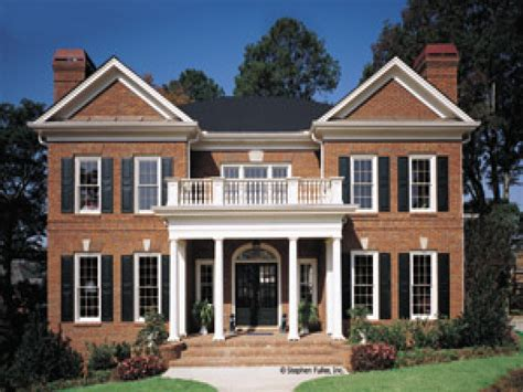 neoclassical luxury house plans neoclassical style house