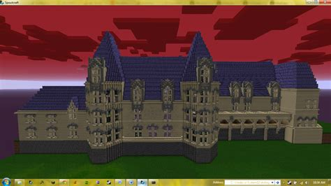Haunted House Blueprints In Minecraft House Home Plans Haunted House Blueprints Minecraft