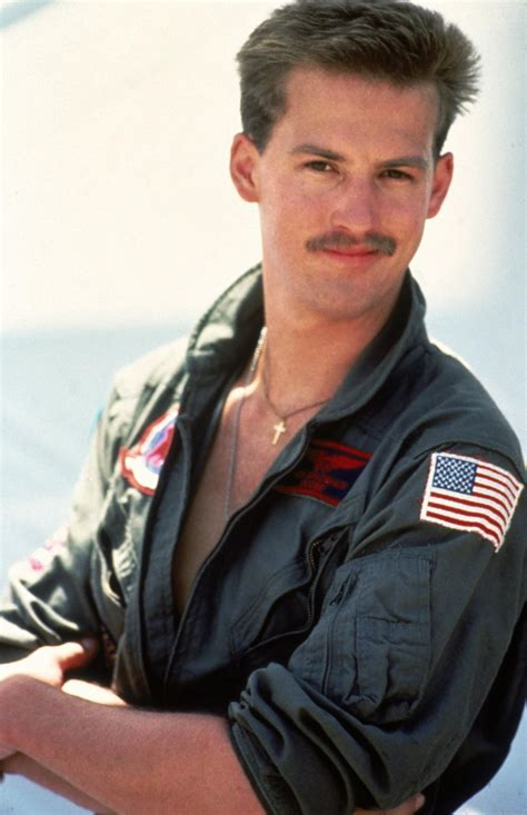 top gun top gun and anthony edwards on