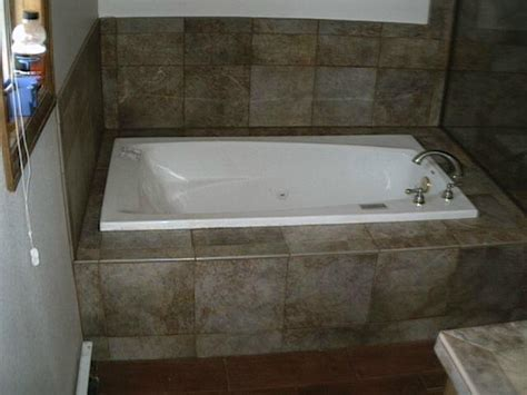Garden Bathtub Shower Combo Tim The Tile Tubs And Showers