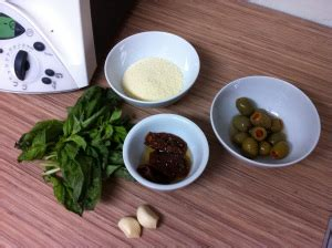 Bites Vegetables Flavor 50gr pesto penne me my thermomix and i