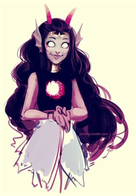 homestuck awesome drawings this one really creep me out gt feferi is still really