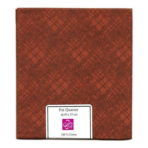 Patchwork Promotions - coupon patchwork imprim 233 gribouillage marron