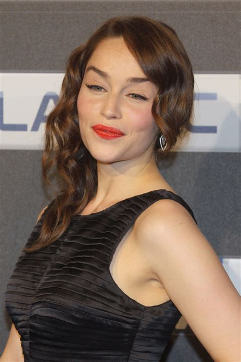 game of thrones armpit shaving emilia clarke at sky atlantic hd launch party in hamburg