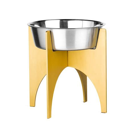 Pet Dish M m3ld luxury pet dishes touch of modern