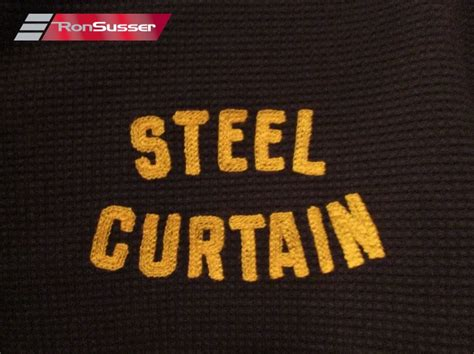 pittsburgh steelers iron curtain nfl pittsburgh steelers iron curtain shirt by nike medium