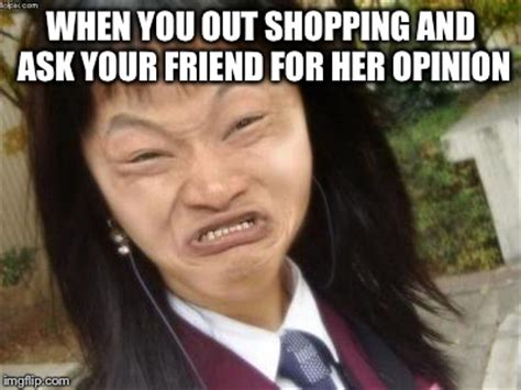 Chinese Girl Meme - ugly asian girl imgflip