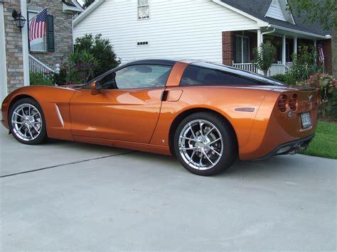 Orange For Sale by Atomic Orange Corvette For Sale Autos Post