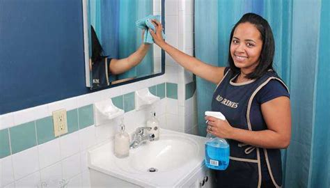 maid in bathroom here are 5 ways hiring a professional maid service is good