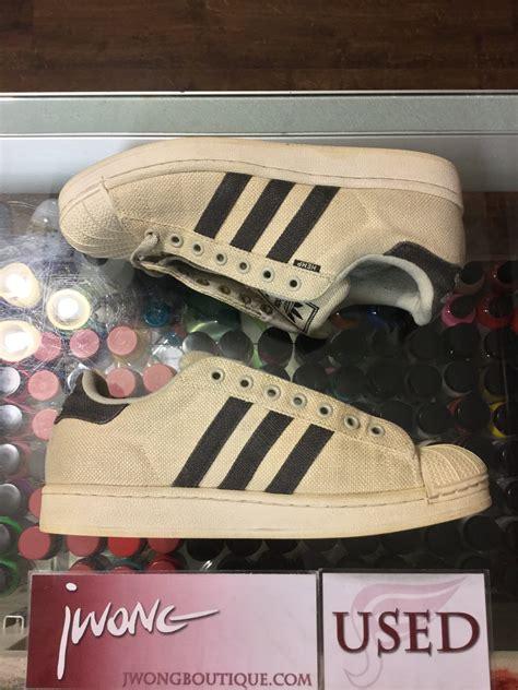 adidas shell toe hemp jwong boutique