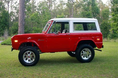 bronco car lifted ford bronco half cab top for sale 2017 2018 2019 ford