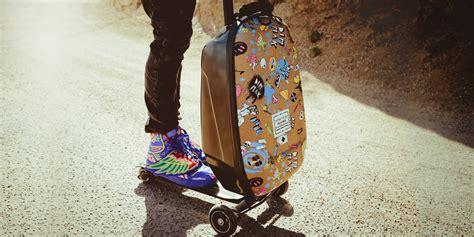 Micro Lazy Luggage Black micro luggage ii steve aoki sound2go micro mobility