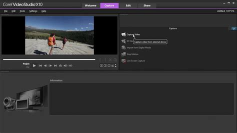 Getting Started With Videostudio Corel Discovery Center Corel Videostudio X10 Templates Free