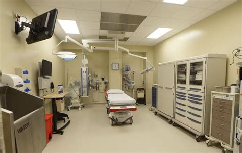 west hospital emergency room west shore hospital prepares to open its doors monday mechanicsburg cumberlink
