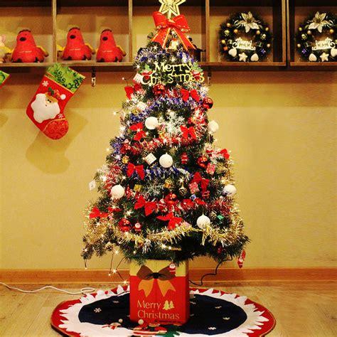5 ft christmas family christmas tree kit 1 5 meters