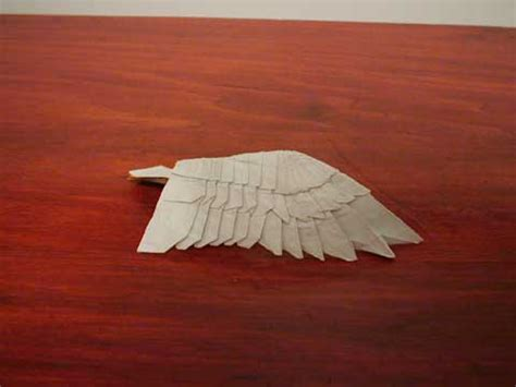 Origami Wings - the origami forum view topic wing by satoshi