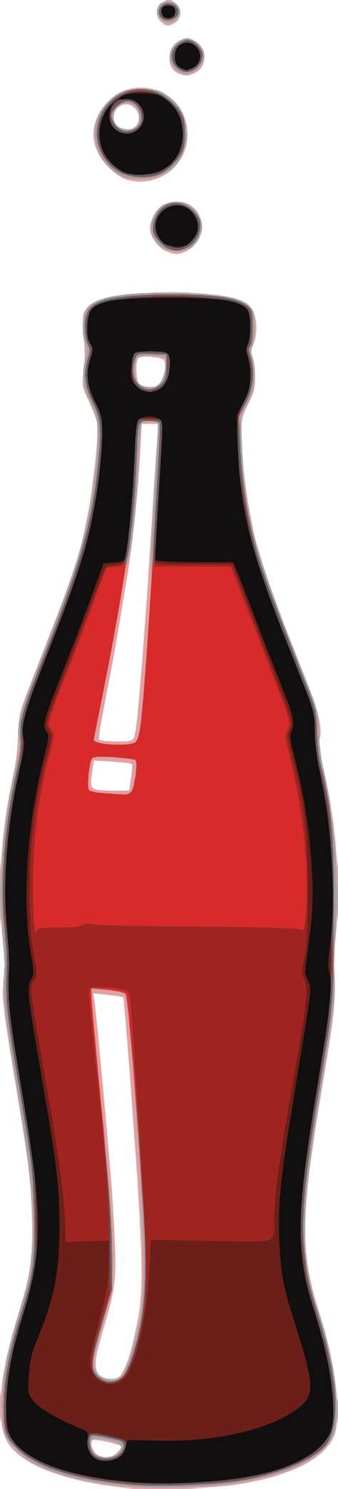 Clipart Soda soda bottle clipart
