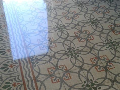 pavimenti in graniglia di cemento foto recupero pavimento in graniglia di cemento di