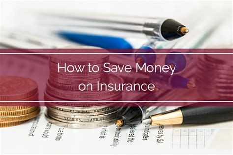 16 Awesome How To Save Money On Insurance   tinadh.com