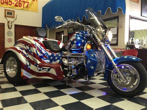 Motorrad Houston by Harley Davidson Boss Hoss Trike Boss Hoss Cycles Of