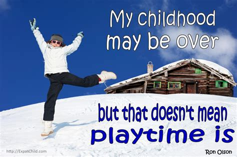 Childhood Quotes