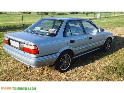 toyota corolla 1993 model for sale 1993 toyota corolla 180i used car for sale in kempton park