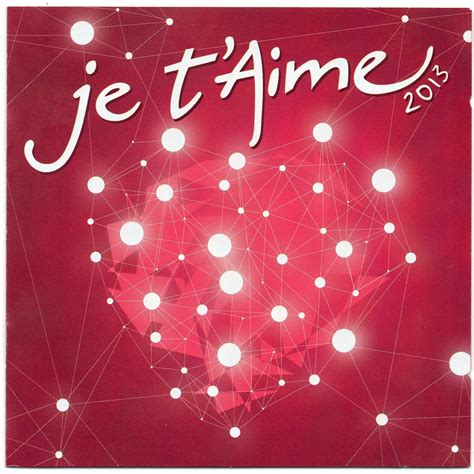 cover picture je t aime cd2 mp3 buy tracklist