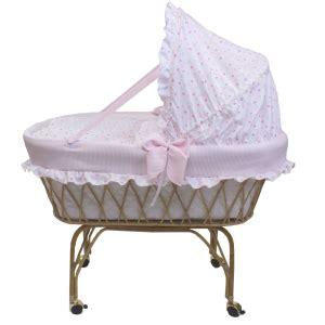 materassino culla vimini culle in vimini con materassino cuscino carrello e telaio