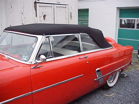 Gibbles Auto Upholstery by Convertible Tops For Ford Mercury