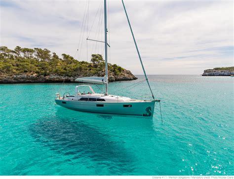 Beneteau Oceanis 41.1   Sailing yacht