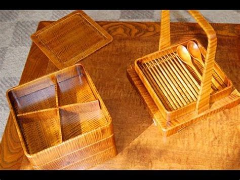 In Japan Traditional Wooden Furniture Is Assembled
