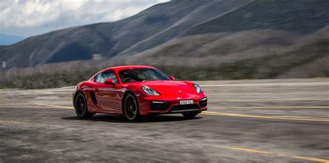 Porsche Cayman Weight Distribution by Jaguar F Type S Coupe V Porsche Cayman Gts Comparison Review