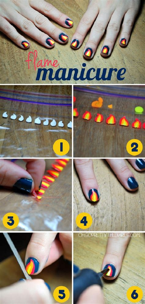 32 easy nail art hacks 15 nail art hacks to do on yourself our daily ideas