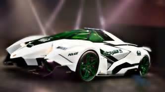 Cop Lamborghini Lamborghini Egoista Dubai Patrol Car