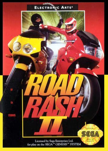 play road rash 2 sega genesis play retro