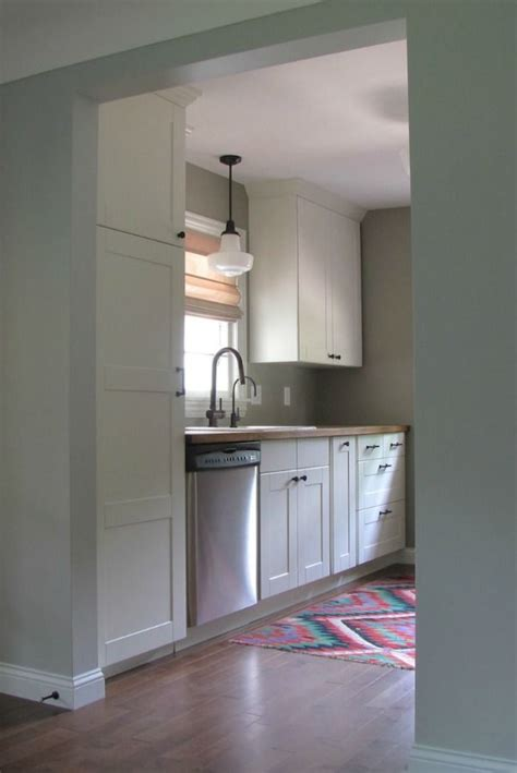 9 x 10 galley kitchen reno with ikea cabinets cost