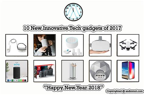 best new technology 2017 10 best new innovative tech gadgets of 2017